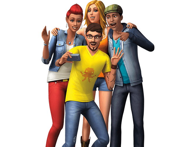 Character transparent sims. Buy on kinguin