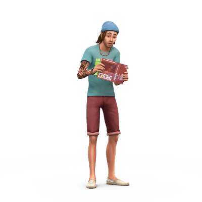 Character transparent sims. The characters png stickpng