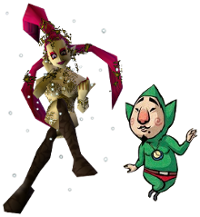 Character transparent zelda. Top most disturbing characters