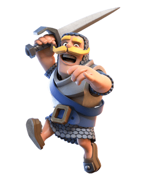 knight png clash royale