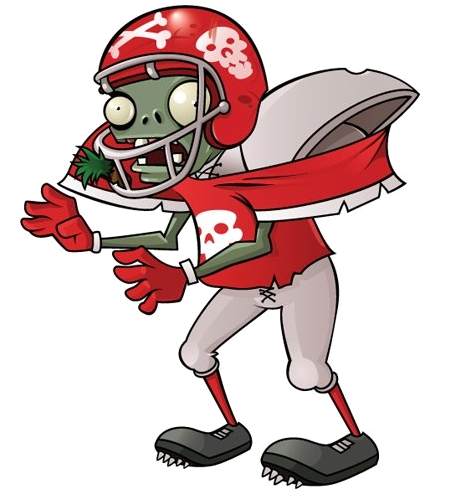 Characters clipart plants vs zombies. For u