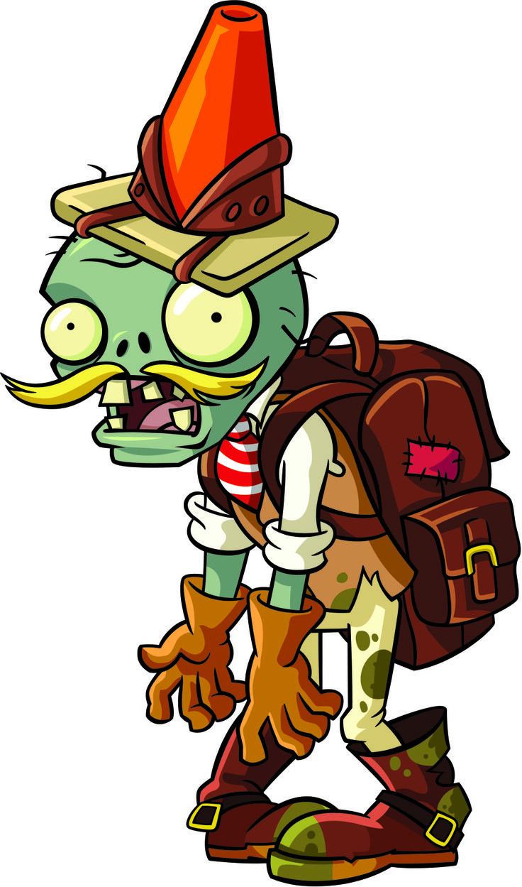 Characters clipart plants vs zombies. Best vector images