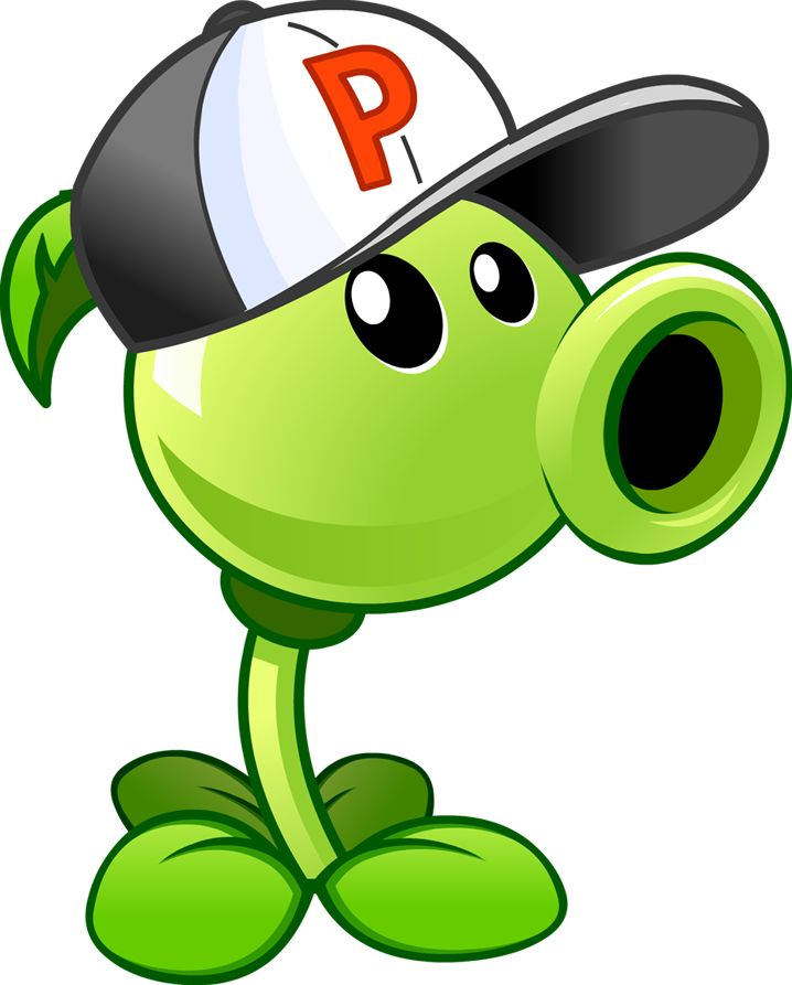 Characters clipart plants vs zombies. Drawing all at getdrawings