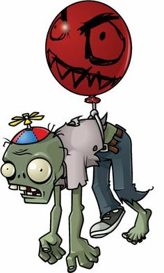 Characters clipart plants vs zombies.