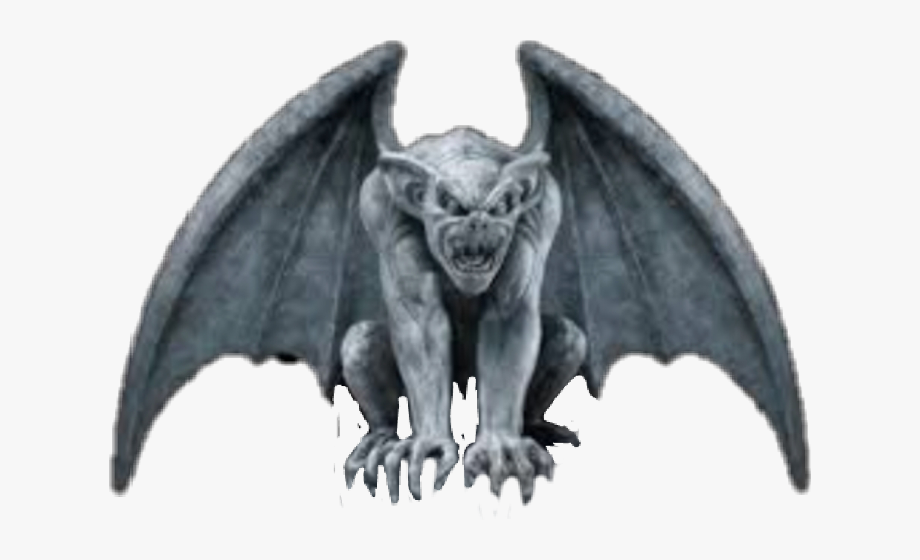 Characters gargoyles. Gargoyle beauty and the