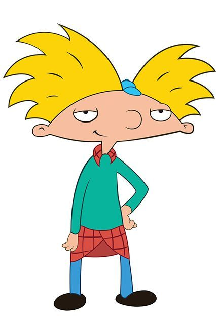 Characters hey arnold. From in