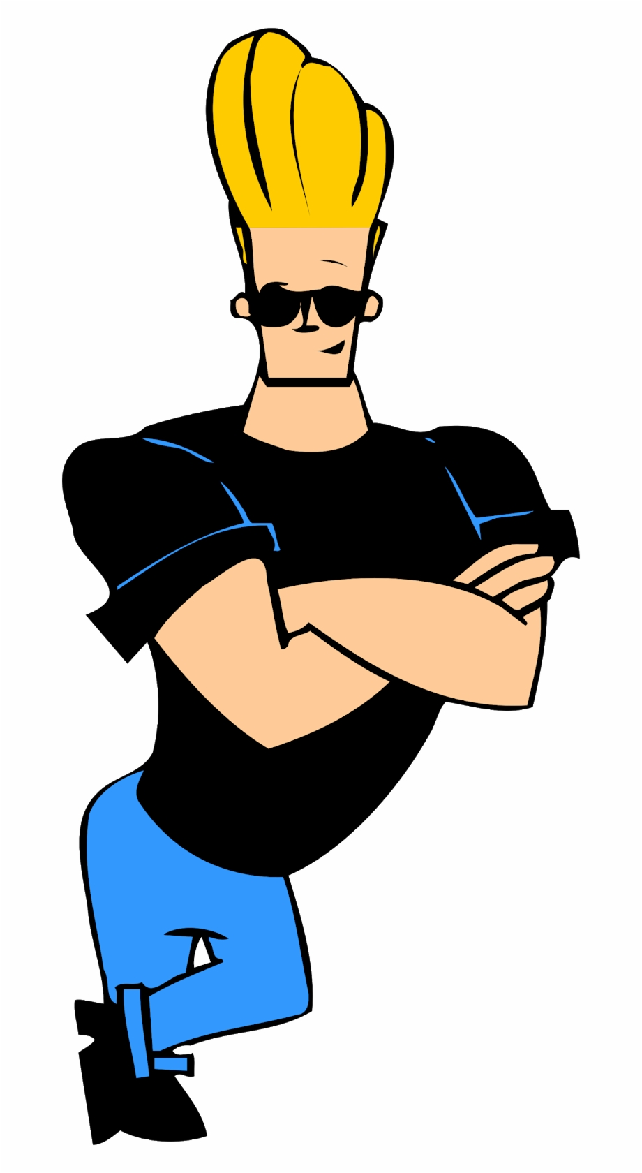 Characters johnny bravo. Cartoon character