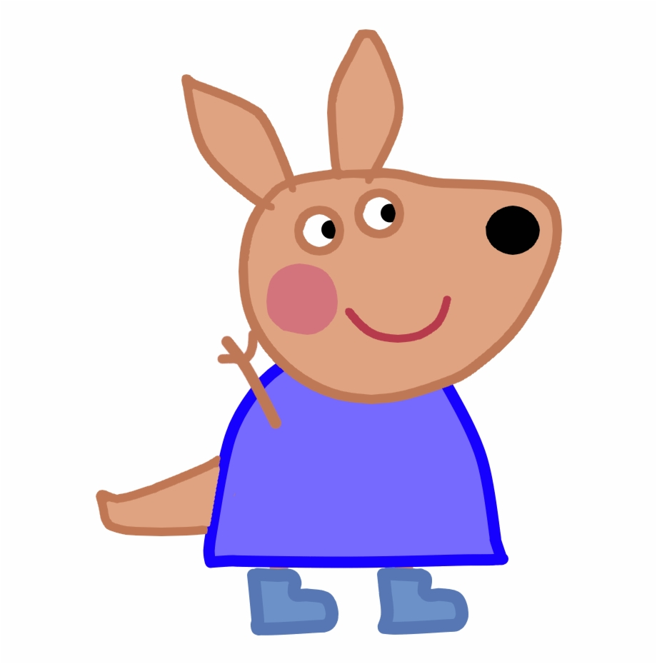 Characters peppa pig. Transparent png download