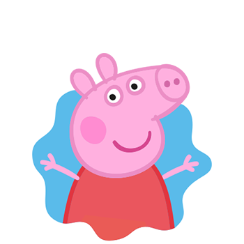 Characters peppa pig. Official site meet the