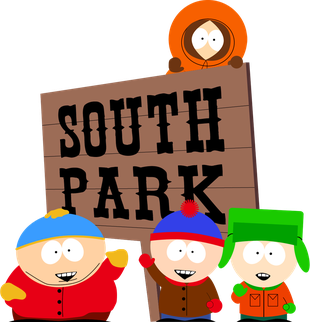 Characters south park. Wikipedia