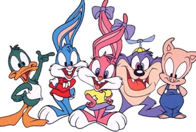 Characters tiny toon adventures. Looney facts about