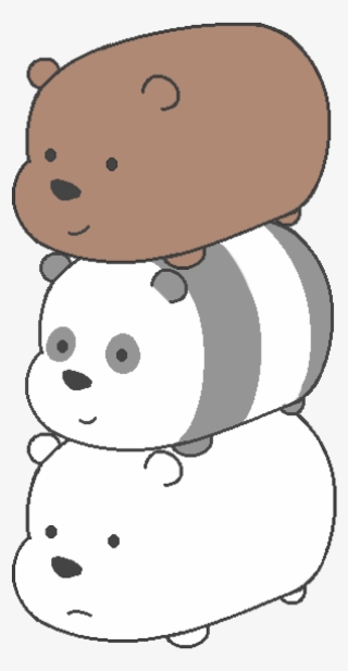 Characters we bare bears. Png transparent image free