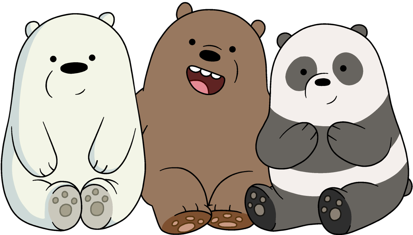 Characters we bare bears. Reasons why you