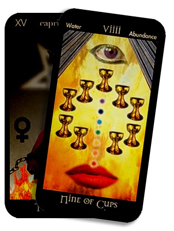 Chariot drawing tarot. Free and live psychic