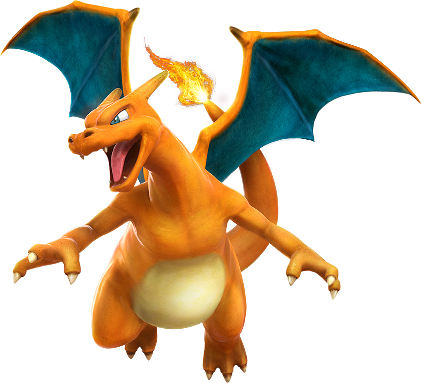 Charizard png. Image pokk n tournament
