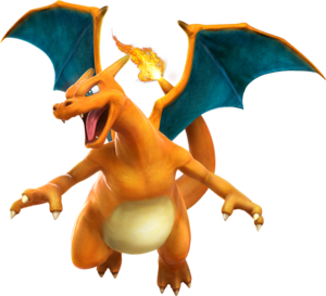 Charizard png. Pokken tournament wiki charizardpng