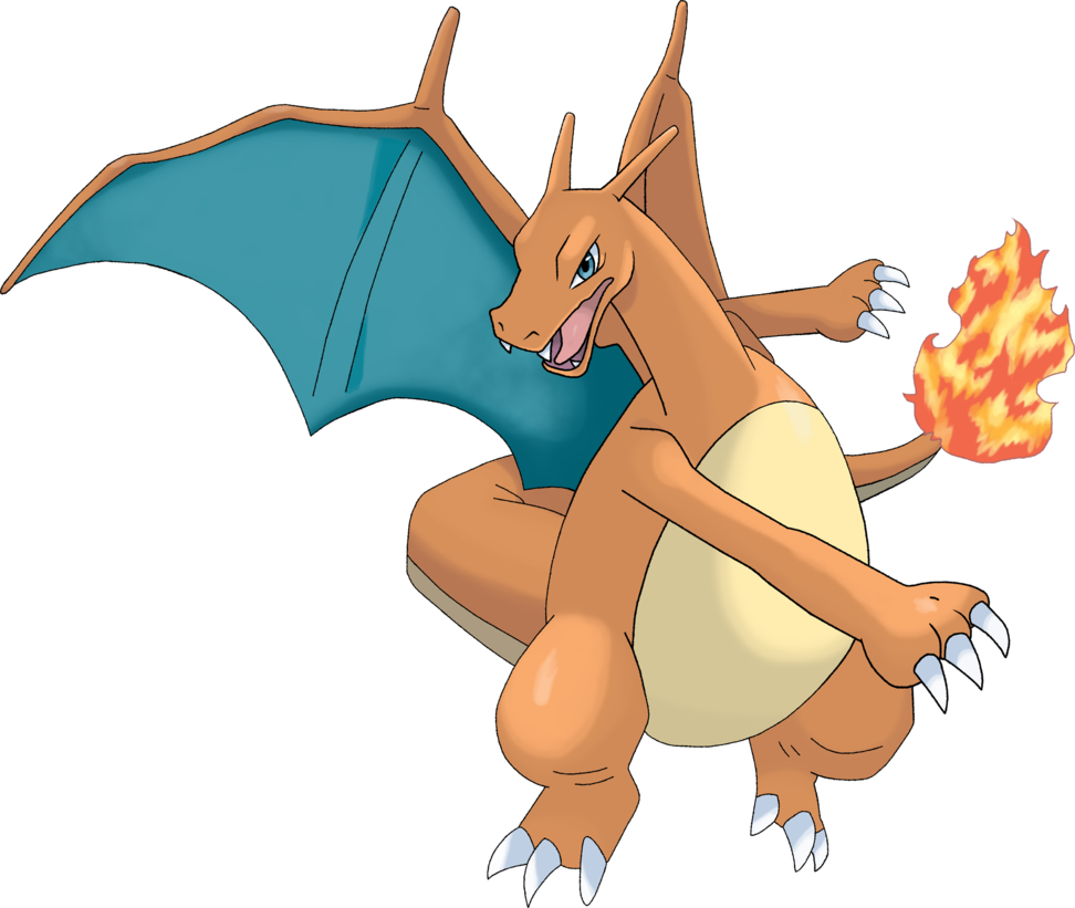 Transparent image arts. Charizard png black and white