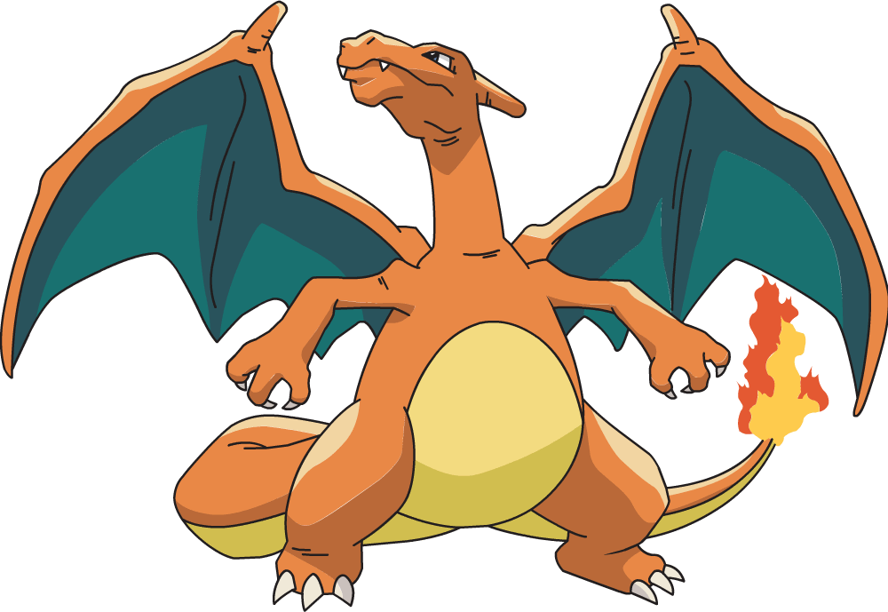 Charizard png. Image the parody wiki