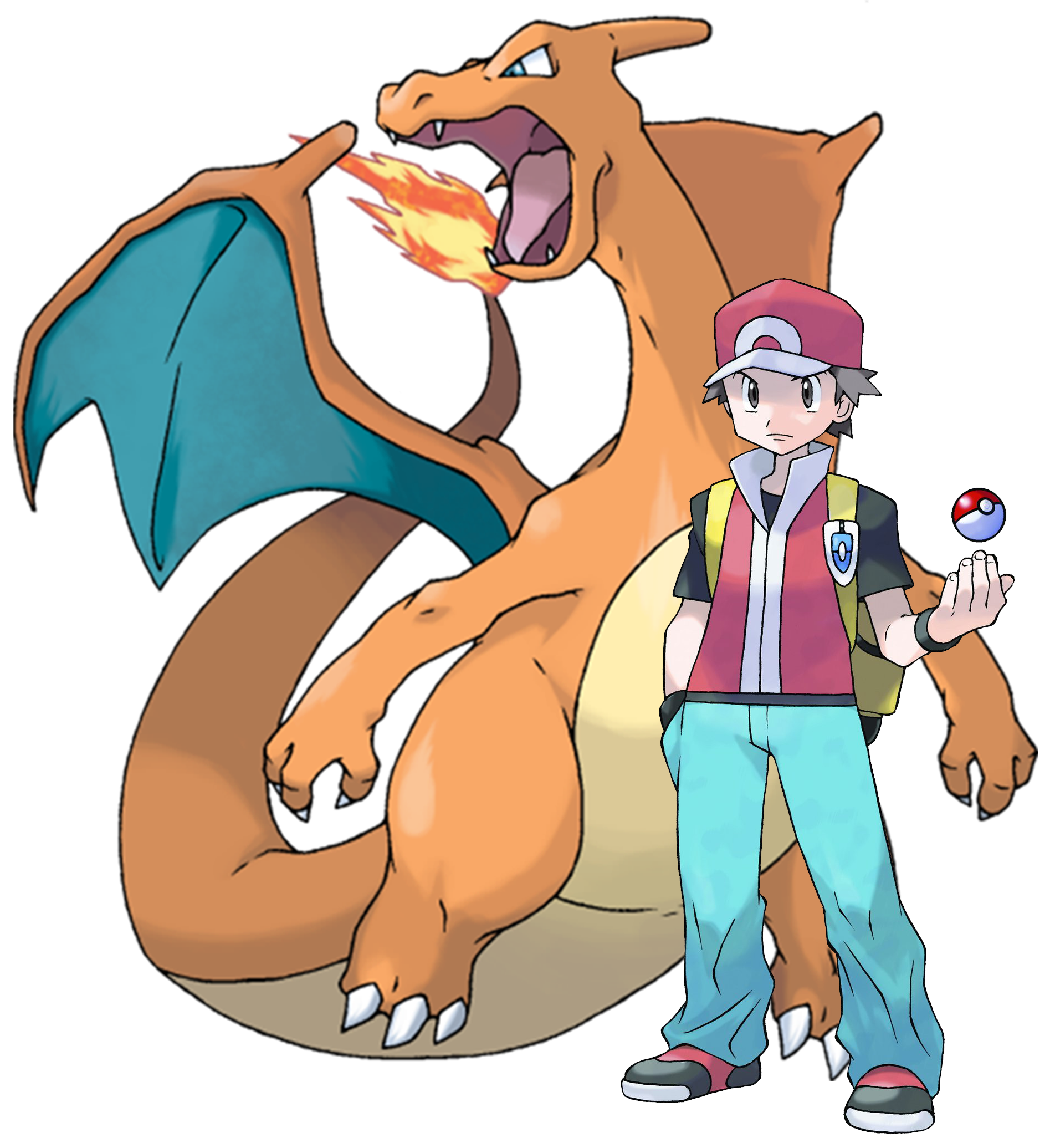 Image red death battle. Charizard png picture