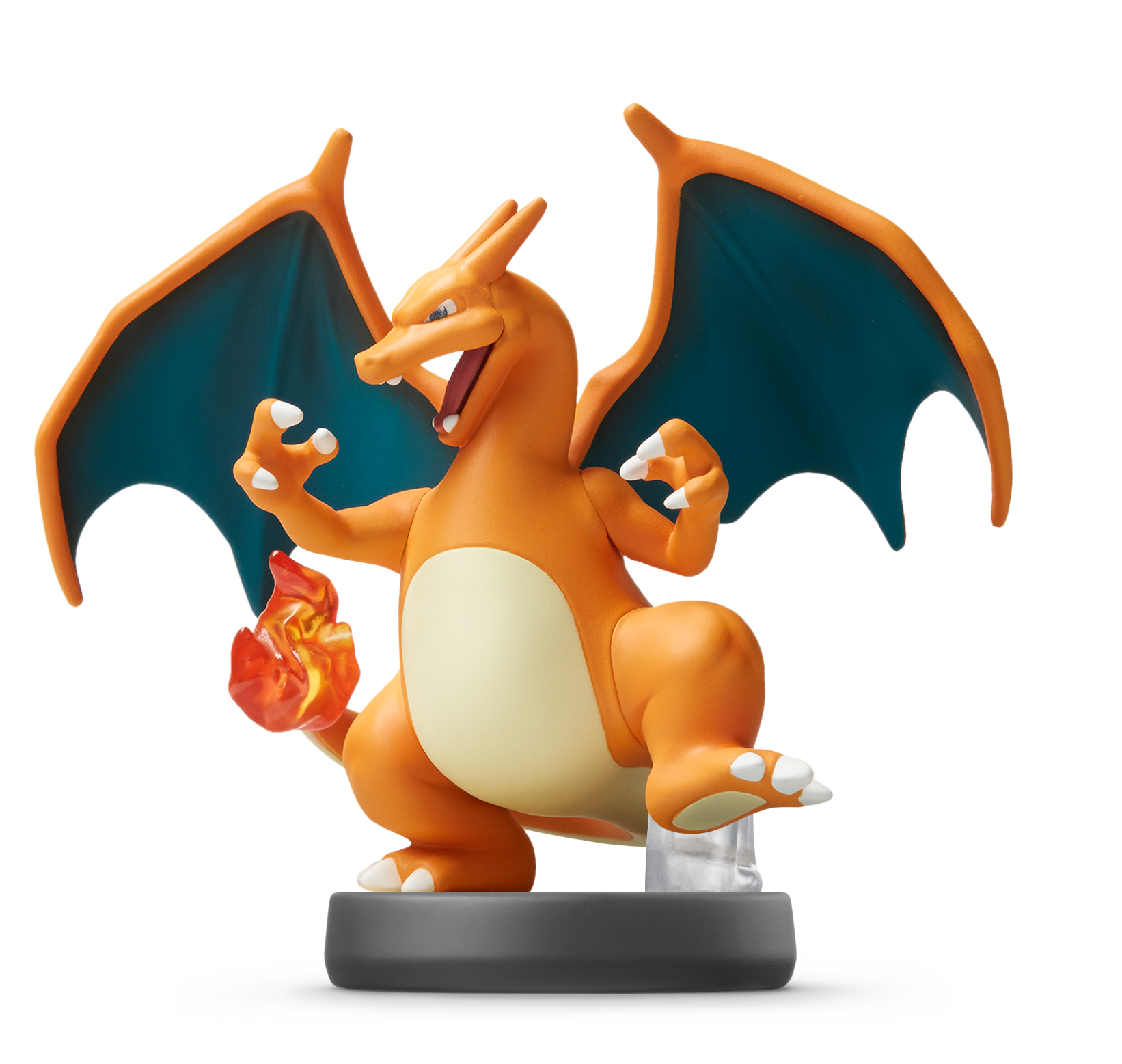 charizard vector orange