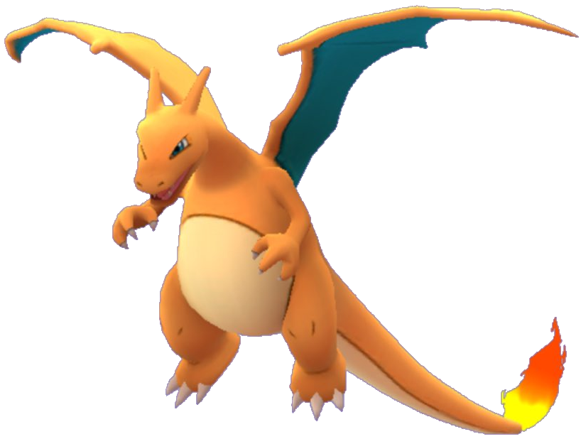 charizard vector cool