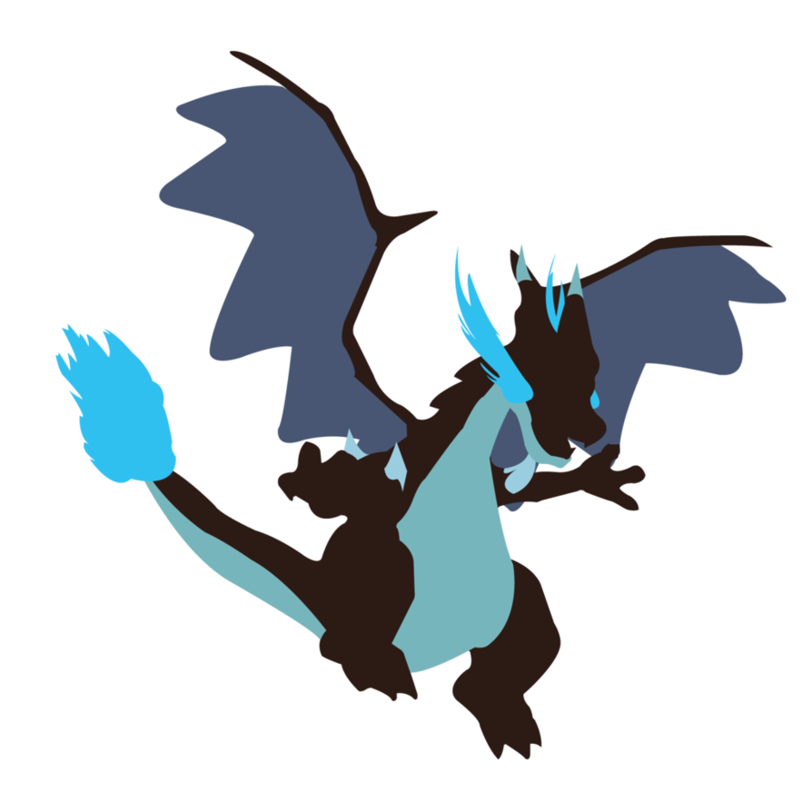 Charizard vector 1080p. Silhouette at getdrawings com