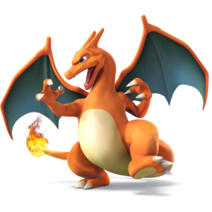Charizard vector animated. Ssb smashwiki the super