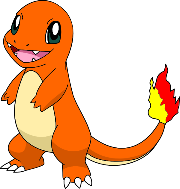 Charizard vector charmander. By tails deviantart com