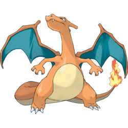 Charizard vector pokemon red. Video games fanon wiki