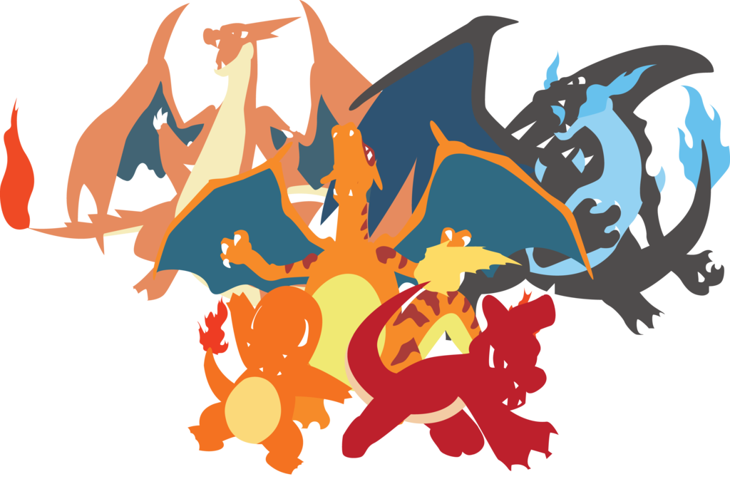 Charizard vector pokemon. Theofficialdeathbattlefanblog s post rooster