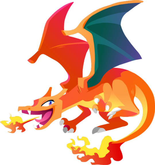 Charizard vector sad. Kuitsuku s sketch blog