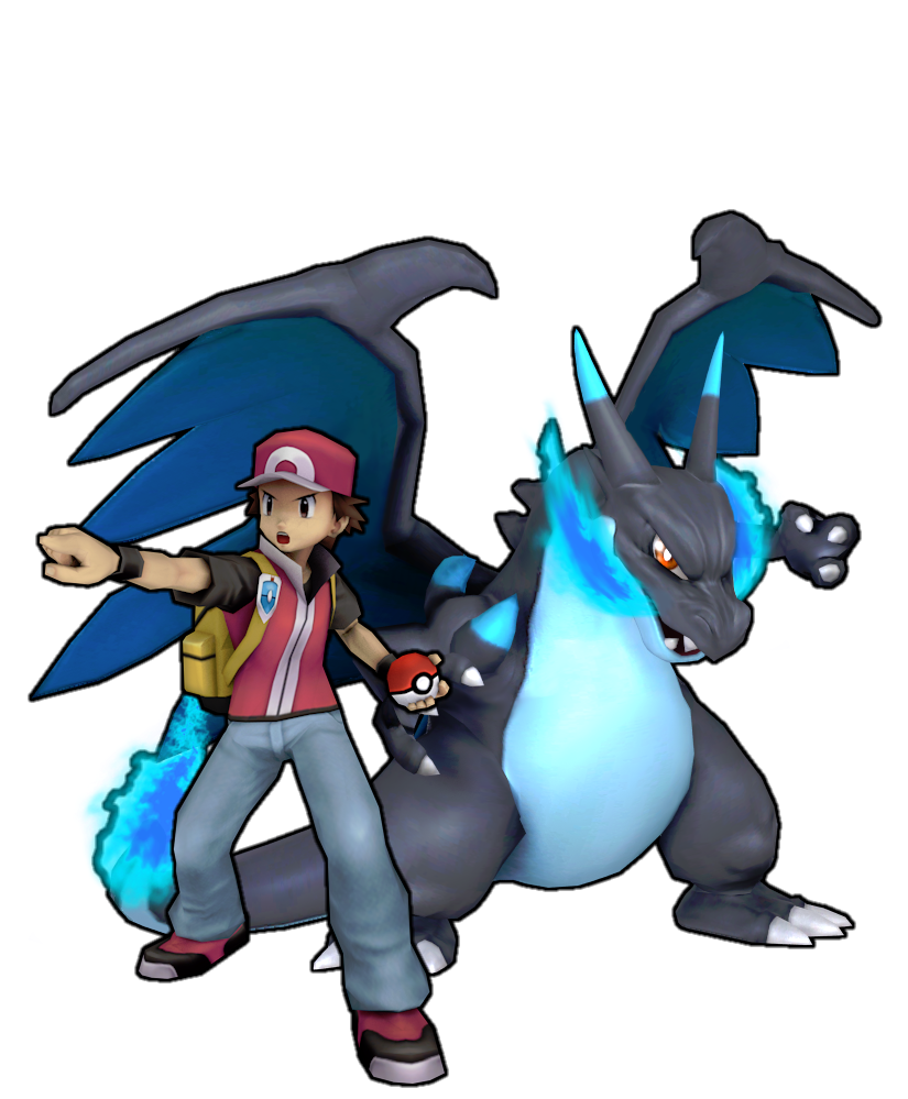 Image red mega death. Charizard x png clip library library
