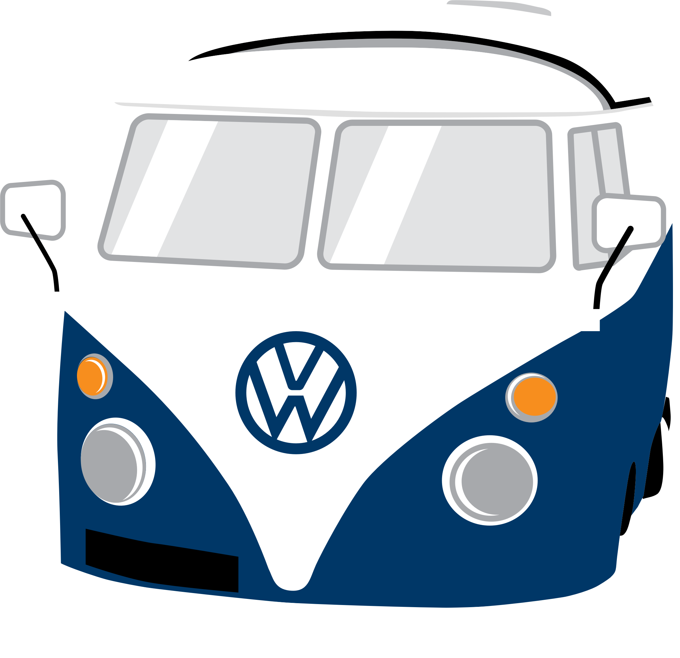 Charm clip beetle vw. Volkswagen icons png free