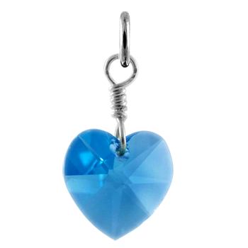Charms clip birthstone. Sterling silver thecharmworks com