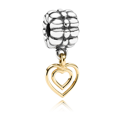 Charms clip heart pandora pendant. To addict pinterest