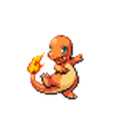 charmander vector cool