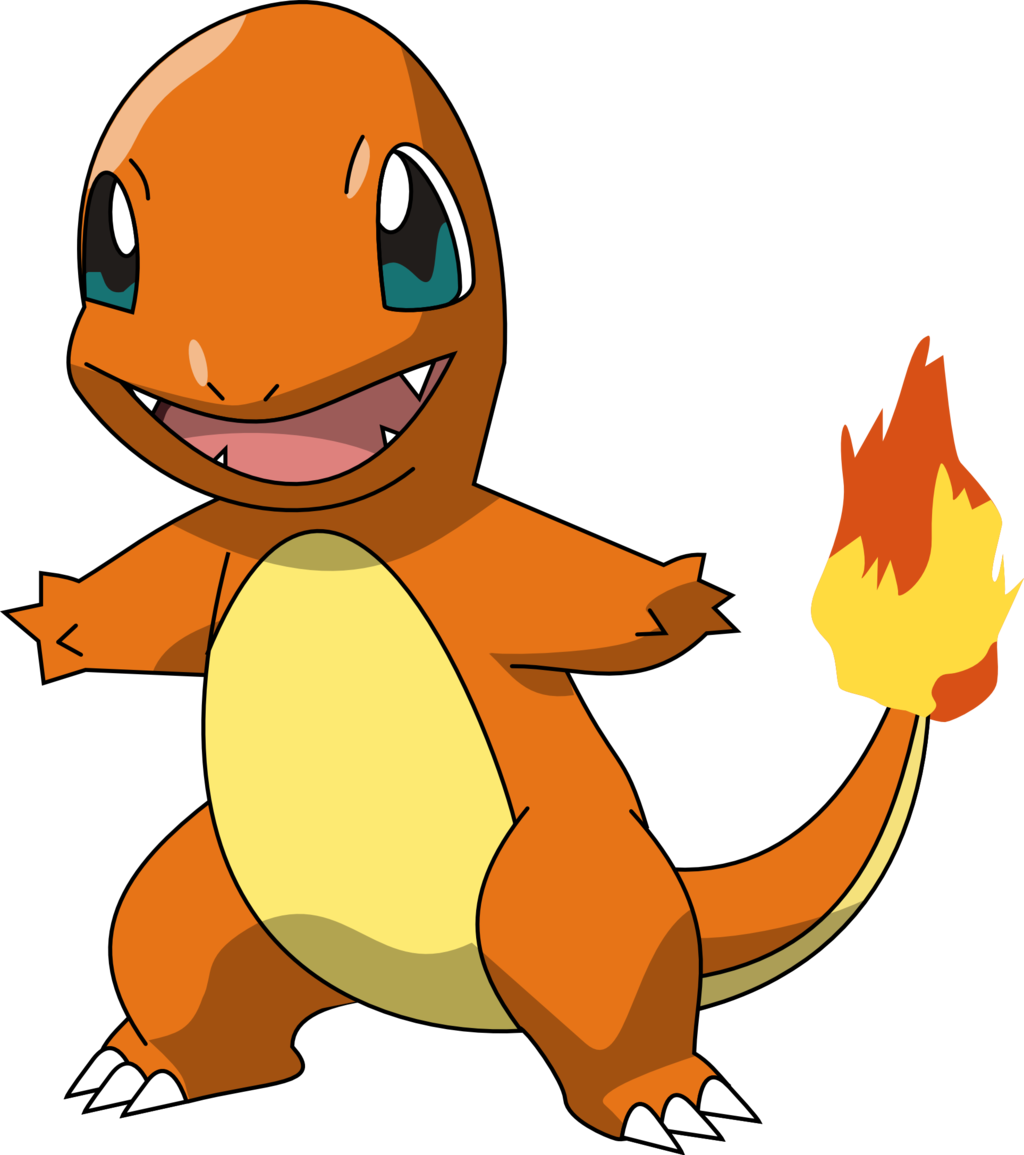 Charmander vector love. Pokethrift buy pokemon go