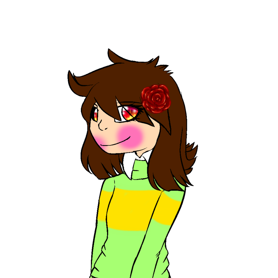 Charra drawing day the dead. Roses ut chara by