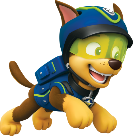 Chase paw patrol png. Image super spy running