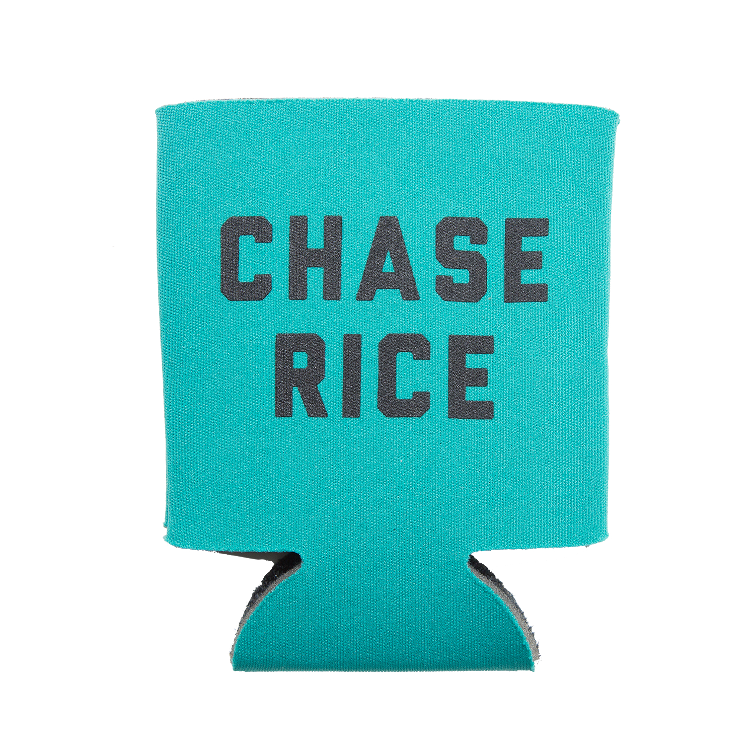 Chase rice png. Tour koozie teal