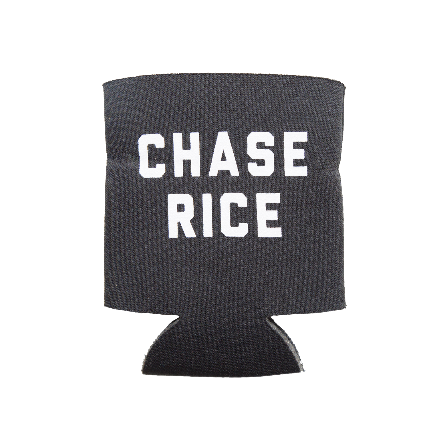 Chase rice png. Tour koozie black