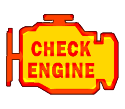 Check engine png