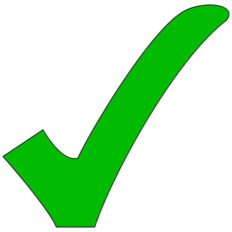 Check green png. File tick svg wikipedia