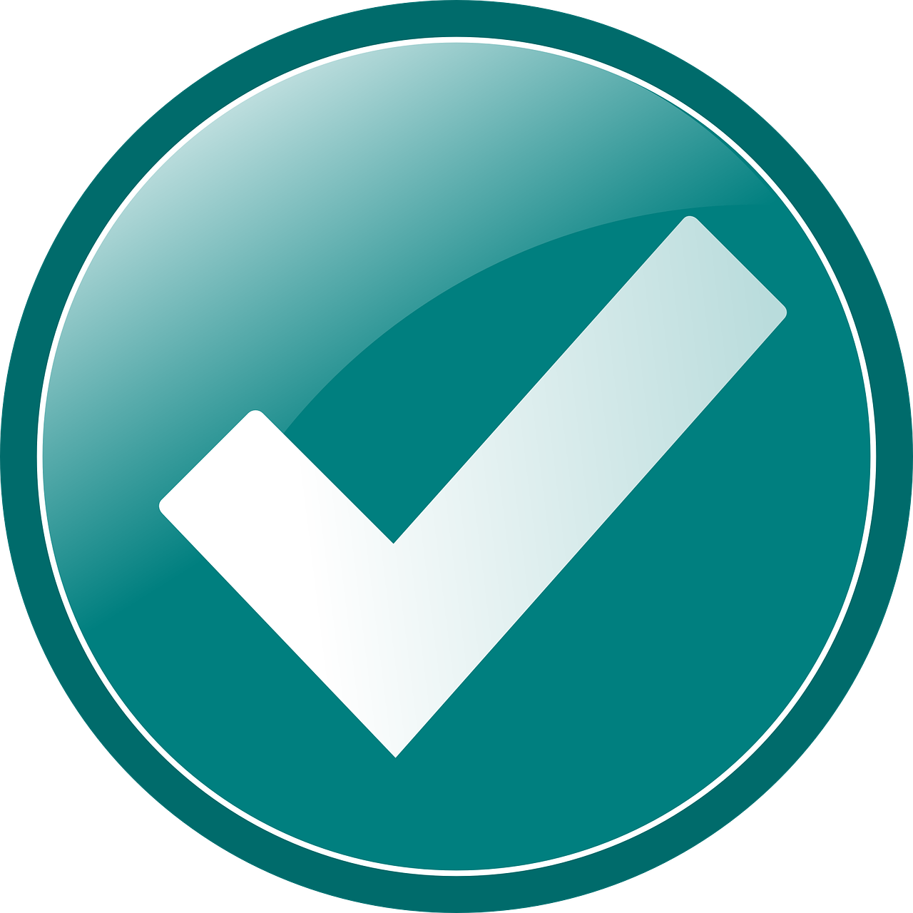 Check mark transparent png. Checkmark tick yes image