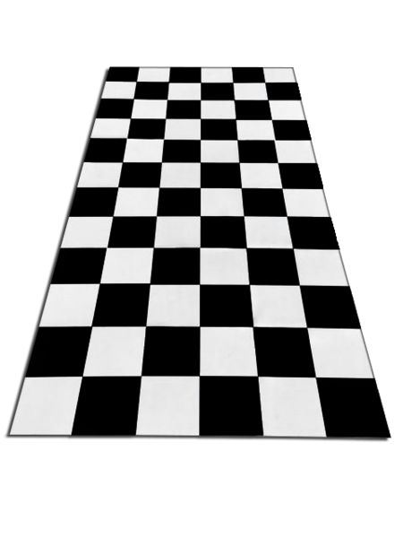 Checkered clipart checkered floor. Checker board platinum prop
