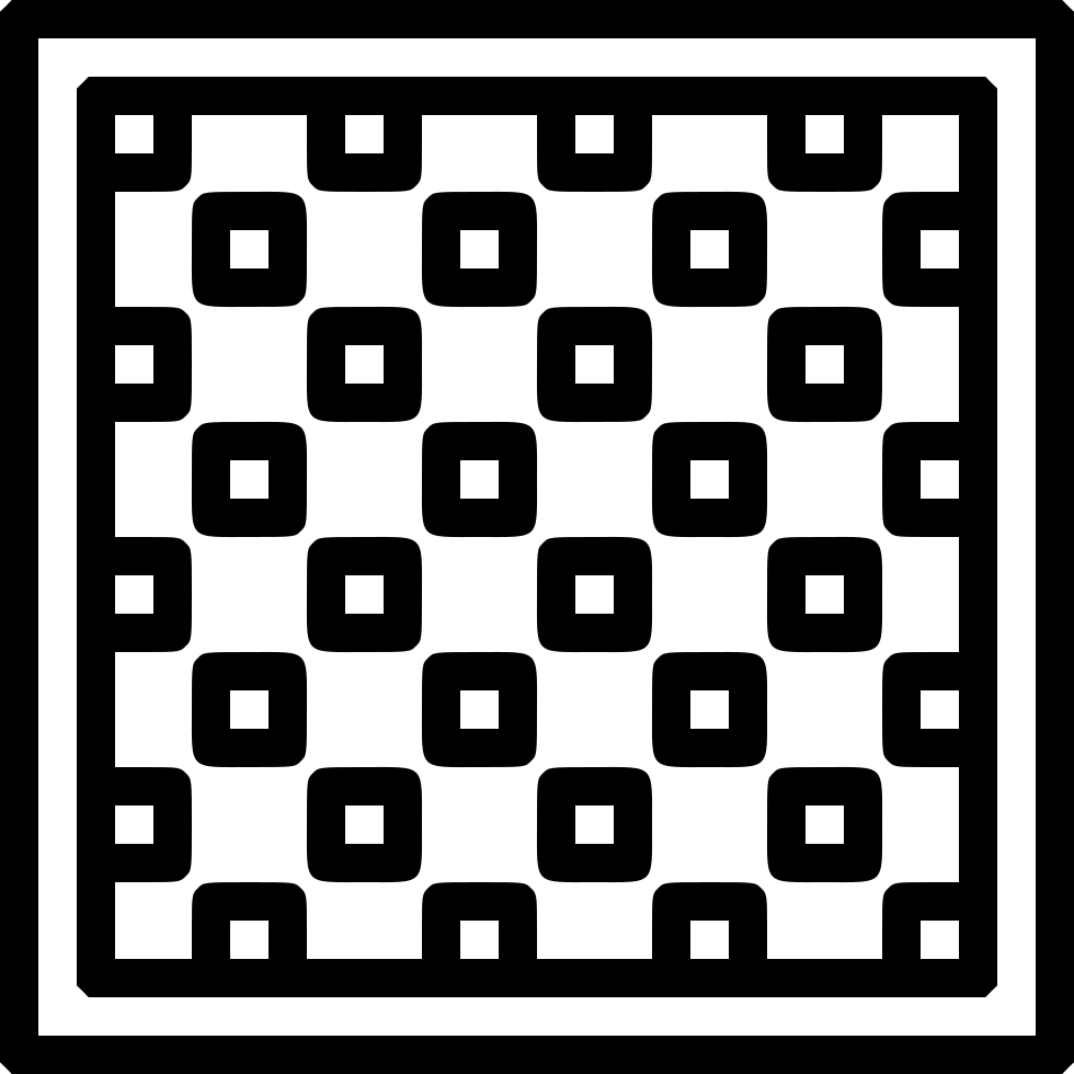 Checkered drawing chess board. Game play svg png