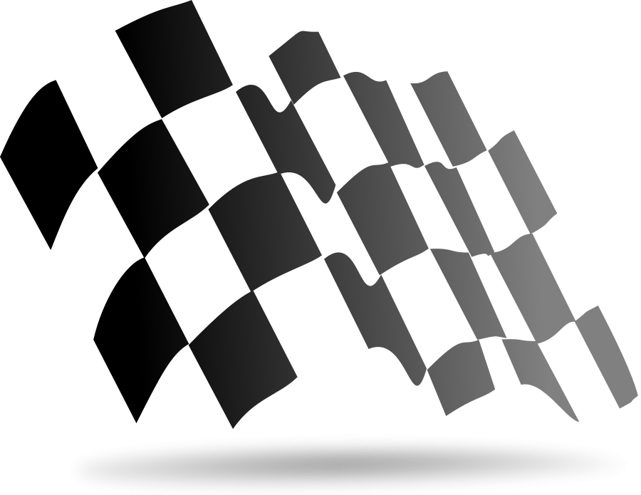 Checkered flag icons png. Vector race vector black and white