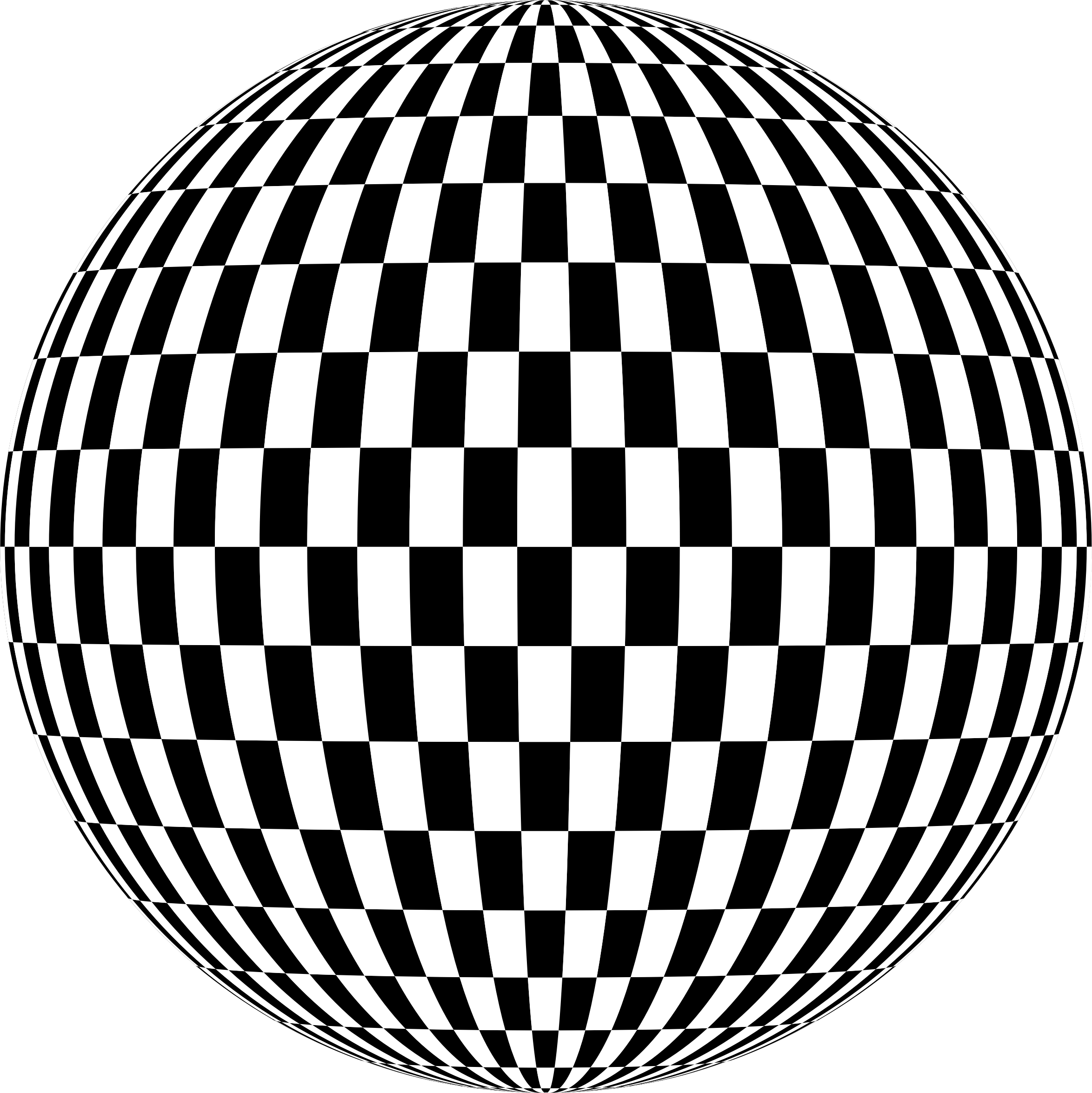 Trippy vector checkered. Sphere icons png free