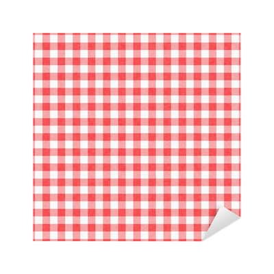 Checkered vector gingham. Background sticker pixers we