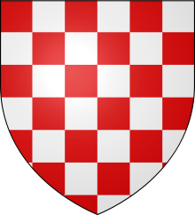 Checkered vector red. Check pattern wikipedia a